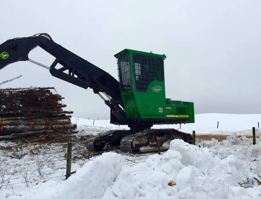 2014 JD 2154 Log Loader(1)